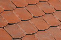 Dachówka ceramiczna Imerys Arboise Ecaille Rouge Ancien