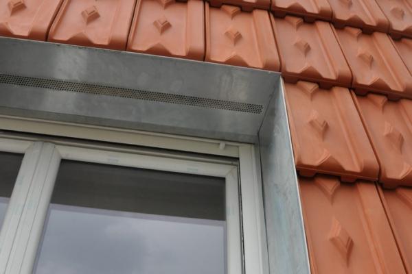 Dachówka ceramiczna Losangee