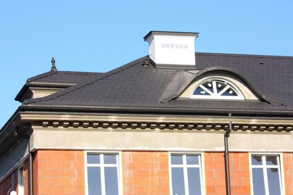 Dachówka ceramiczna ARBOISE Rectangulaire Jacob - Ardoisé