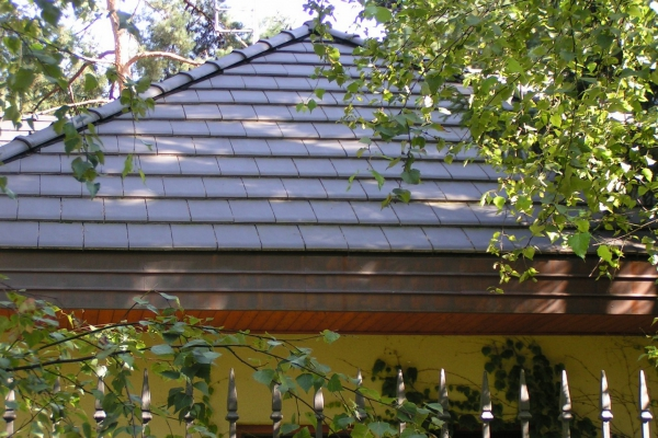 Dachówka ceramiczna HP10 Ardoisé 13