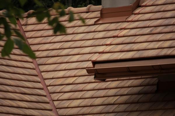 Dachówka ceramiczna Double HP20 -Terre de Beauce