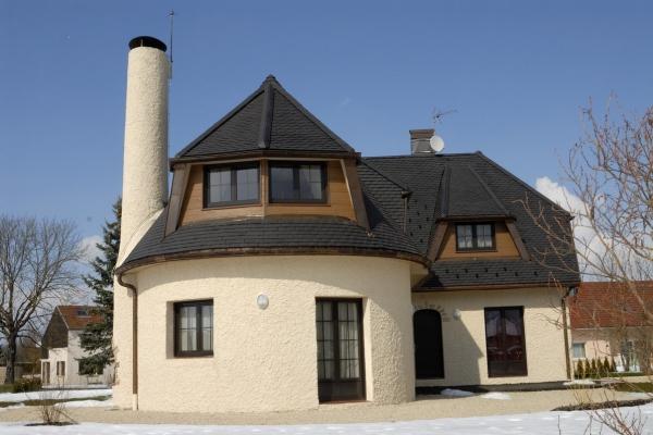 Dachówka ceramiczna Plate 20x30 Huguenot - Ardoisé