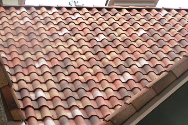 Dachówka ceramiczna Plein Sud Gelis - Vieux Pastel