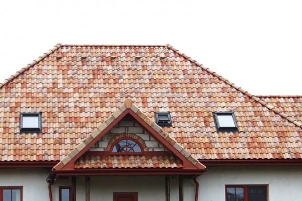 Dachówka ceramiczna Aquitaine - Paysage