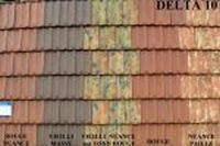 Dachówka ceramiczna Delta10