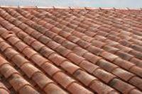 Dachówka ceramiczna Canal Gironde /mnich-mniszka/  Vieux Saintonge