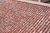 Dachówka ceramiczna Canal Gironde /mnich-mniszka/Vieux Saintonge