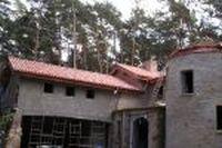 Dachówka ceramiczna Canal Gironde /mnich-mniszka/Ancien
