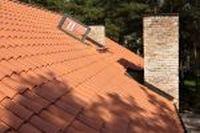 Dachówka ceramiczna Canal Gironde /mnich-mniszka/Rouge 2