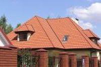 Dachówka ceramiczna H10 Rouge 2