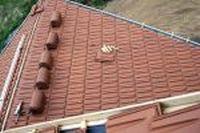 Dachówka ceramiczna Rhona 10 Rouge Nuancé