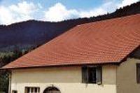 Dachówka ceramiczna Losangée Rouge 3