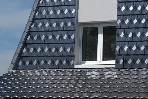 Dachówka ceramiczna Diamant - Argentique (3)