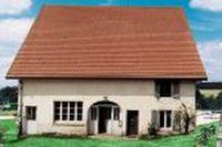 Dachówka ceramiczna Losangée Rouge