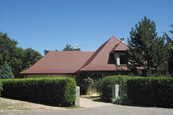 Dachówka ceramiczna ARBOISE Ecaille Jacob - Vieilli Masse