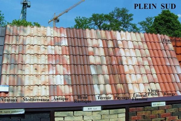 Dachówka ceramiczna Plein Sud Gelis