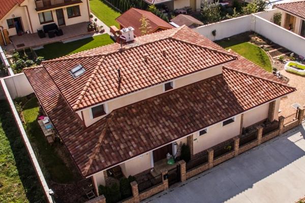 Dachówka ceramiczna Plein Sud Gelis- Littoral Flamme