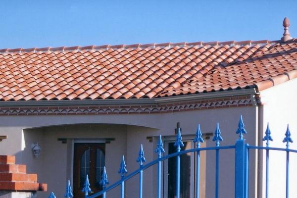 Dachówka ceramiczna Aquitaine -Saintonge