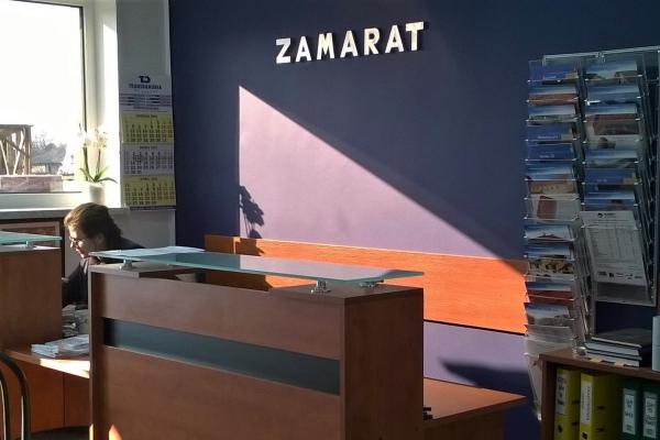 ZAMARAT - Siedziba Firmy