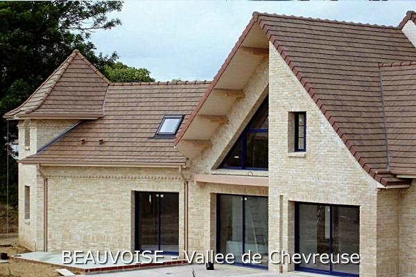 Dachówka ceramiczna Beauvoise - Valle de Chevreuse | Edilians-Zamarat