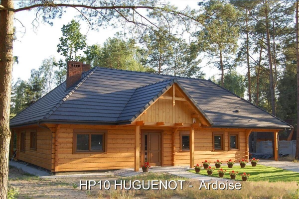 Dachówka ceramiczna HP10 Ardoise | Edilians-Zamarat