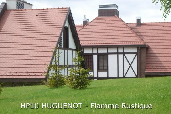 Dachówka ceramiczna HP10 Flamme Rustique | Edilians-Zamarat