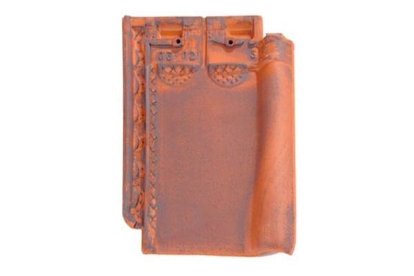 Dachówka ceramiczna MONOPOLE 1 - Amarante Rustique | Edilians-Zamarat